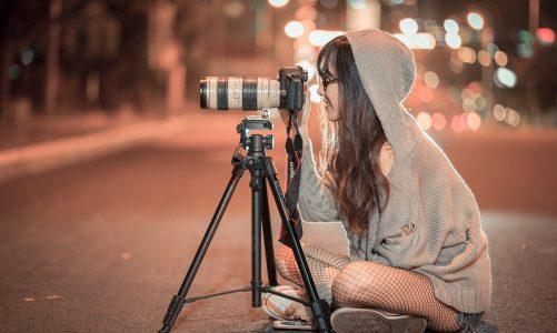 Welche Art von Kamera haben Sie?